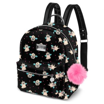 Oh My Pop Pug backpack 27cm
