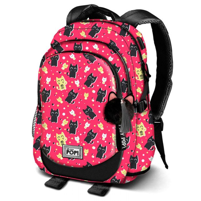 Oh My Pop! Cats backpack 44cm