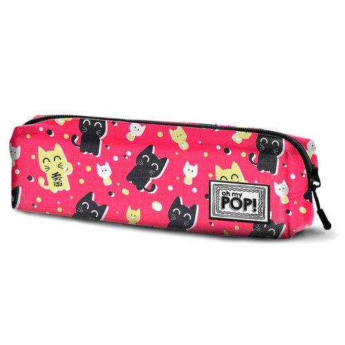 Oh My Pop! Cats pencil case