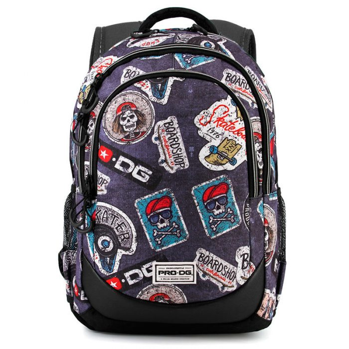 Pro DG Stickers adaptable backpack 44cm