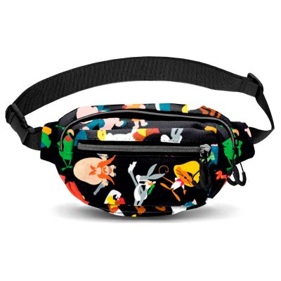 Looney Tunes Gang belt pouch